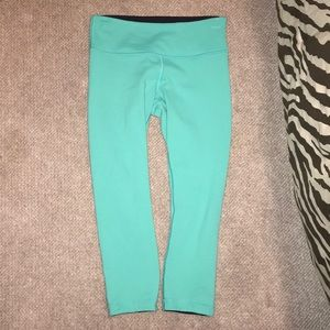 reversible lululemon tights